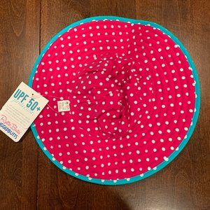 Reversible Ruffle Butts Hat - NWT